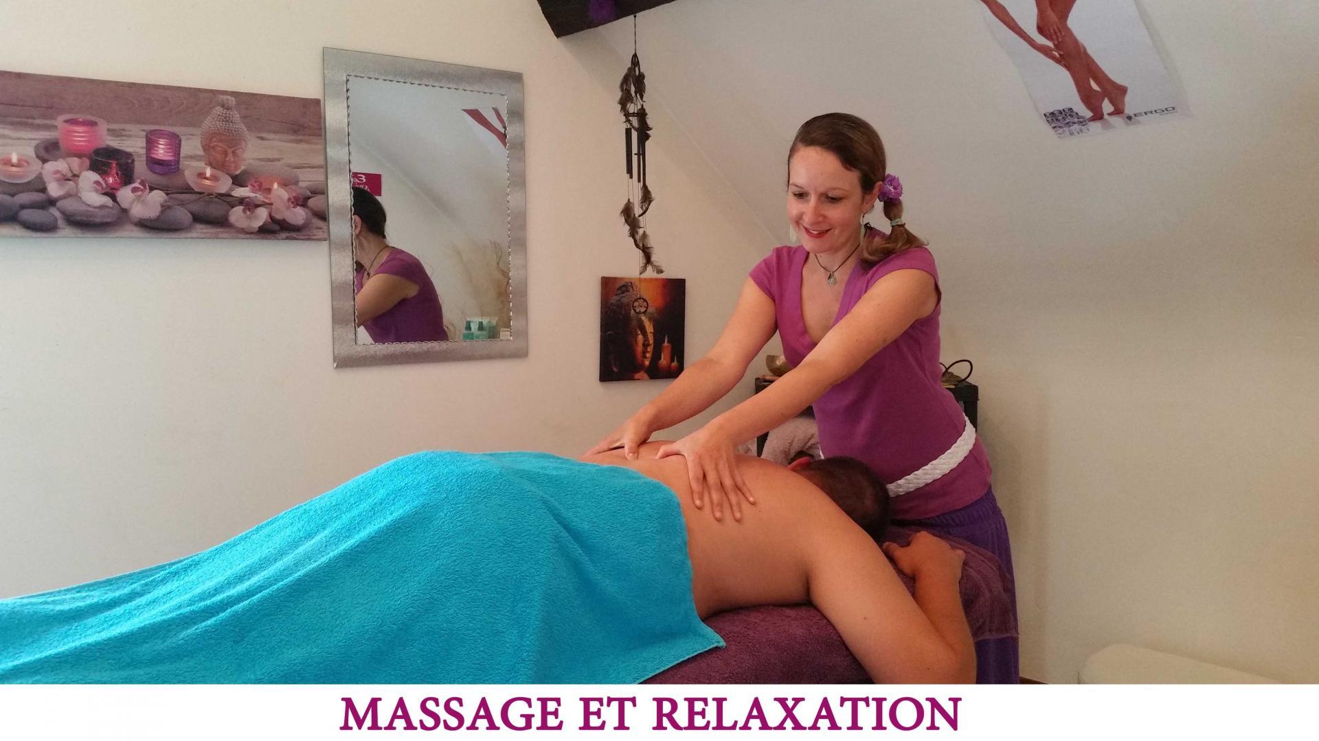 Massage Naturiste Angers